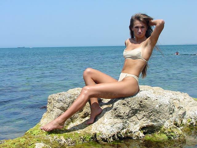 Пляжи крыма фото ню
